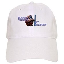 Touch-Monkey_14 Baseball Baseball Cap