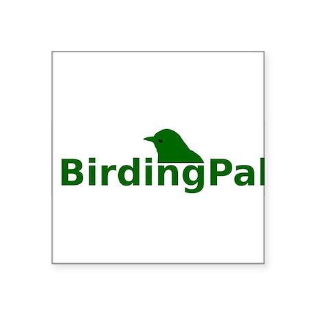 Birdingpal Sticker