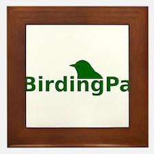 Birdingpal Framed Tile