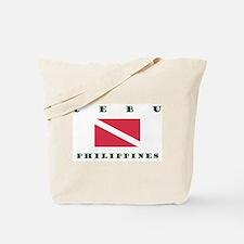 Cebu Philippines Dive Tote Bag