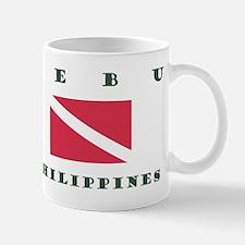 Cebu Philippines Dive Mugs