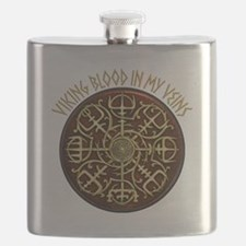 Nordic Guidance - Viking Blood Flask