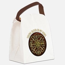 Nordic Guidance - Viking Blood Canvas Lunch Bag