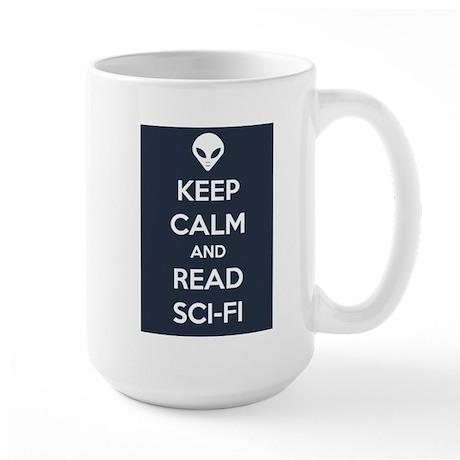 Read Sci-Fi Mugs