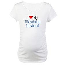 Love My Ukrainian Husband Shirt
