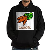 Carrot Dark Hoodies