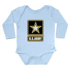 U.S. Army Star Logo Onesie Romper Suit