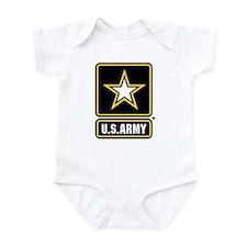 U.S. Army Star Logo Onesie