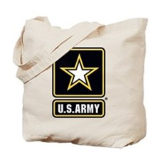 U.S. Army Star Logo Tote Bag