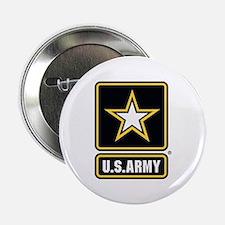 """U.S. Army Star Logo 2.25"""" Button"""