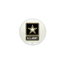 U.S. Army Star Logo Mini Button (10 pack)