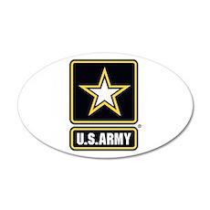 U.S. Army Star Logo Wall Decal