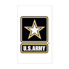U.S. Army Star Logo Decal