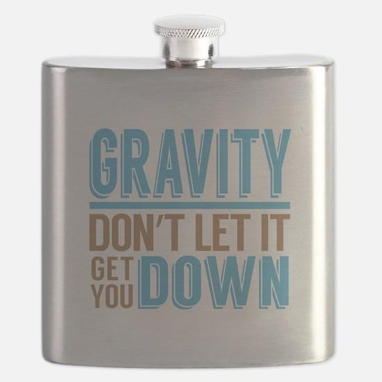 Gravity Down Flask