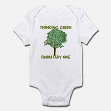 Thinking Green From Day One Infant Bodysuit