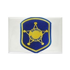 Mayberry Deputy Sheriff Magnets