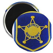 Mayberry Deputy Sheriff Magnets