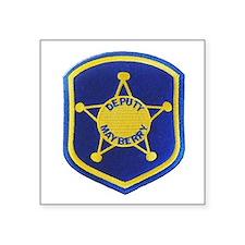 Mayberry Deputy Sheriff Sticker
