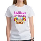 Turning 21 Women's T-Shirt