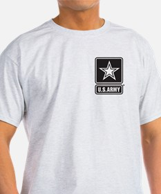 U.S. Army Star Logo [b/w] T-Shirt