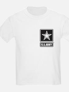 U.S. Army Star Logo [b/w] T-Shirt