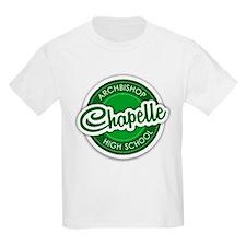 Archbishop Chapelle High School Logo T-Shirt
