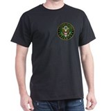 Usarmy Mens Classic Dark T-Shirts