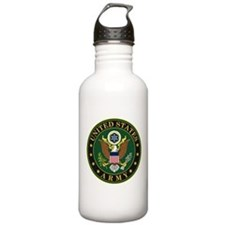 U.S. Army Symbol Water Bottle