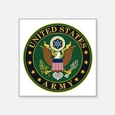 U.S. Army Symbol Square Sticker 3