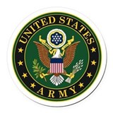 Usarmy Car Magnets