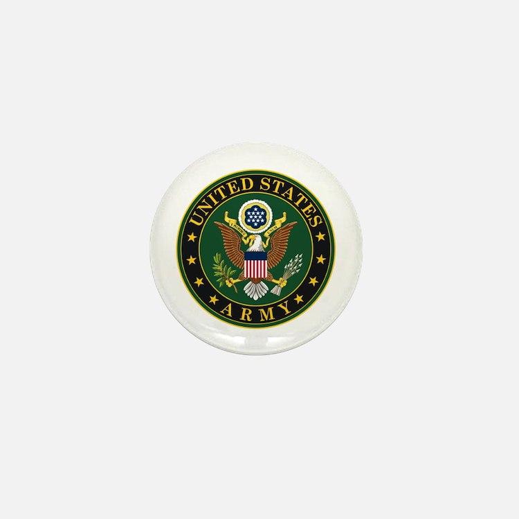 U.S. Army Symbol Mini Button