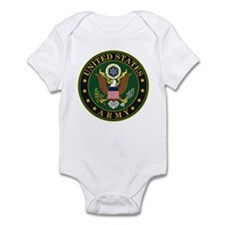 U.S. Army Symbol Onesie