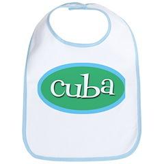 Cuba Ocean Bib