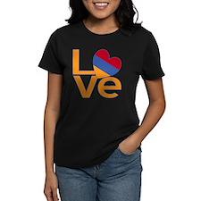 Armenian LOVE Tee