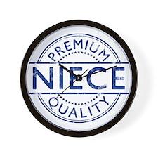 Premium Quality Niece Wall Clock