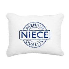 Premium Quality Niece Rectangular Canvas Pillow