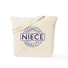 Premium Quality Niece Tote Bag