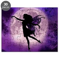 Midnight Stroll Fairy Puzzle