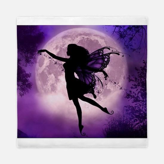 Midnight Stroll Fairy Queen Duvet