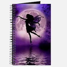 Midnight Stroll Fairy Journal