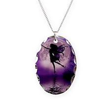 Midnight Stroll Fairy Necklace