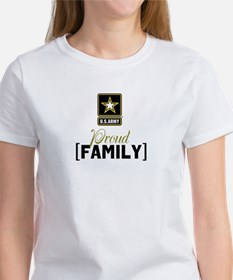 PERSONALIZE Proud U.S. Army T-Shirt