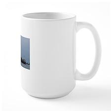 Great Lakes Ship viewed from Harsens Is Mug