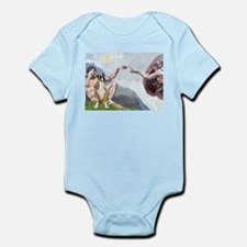 Creation of the Boxer Infant Bodysuit