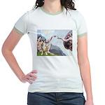 Creation of the Boxer Jr. Ringer T-Shirt