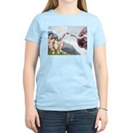 Creation of the Boxer Women's Light T-Shirt