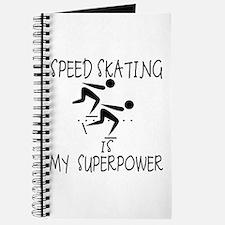 SPEEDSKATING is My Superpower Journal