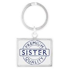 Premium Quality Sister Keychains
