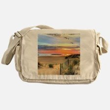 Cape Hatteras Lighthouse Messenger Bag