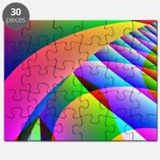 Colorful Abstract Pattern Puzzle